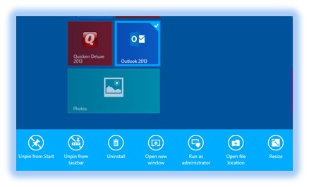Customize WIndows TIle